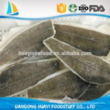 Gesundes natürliches Aroma gefrorenes Fischfilet Pfeilzahn Flunderfilet