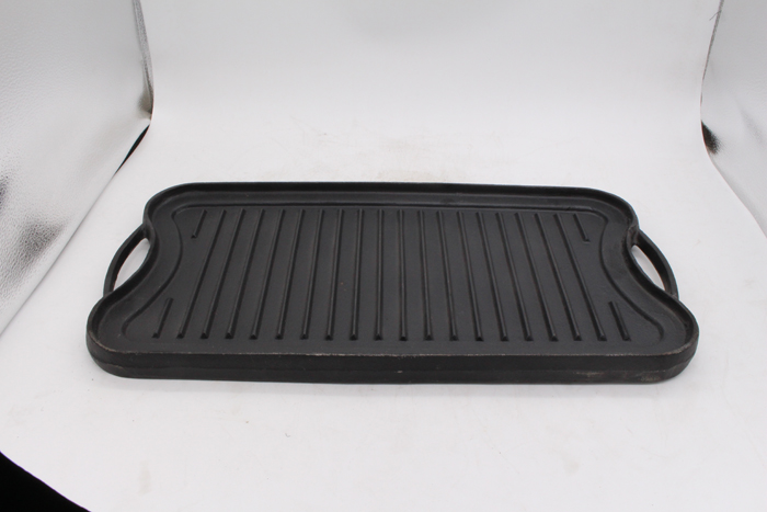Cast Iron Griddle Plate Cookware