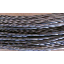 Venta caliente 99.95% Molybdenum Spiral Wire Dia0.7mm * 3 Strand