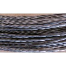 Hot Sale 99.95% Molybdenum Spiral Wire Dia0.7mm*3 Strand