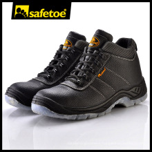 Black New Design Winter Industrial Safety Boots with S3 Src M-8070