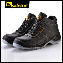 Черные новые зимние сапоги для промышленного дизайна с S3 Src M-8070