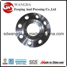 ANSI BS DIN En1092-1 Brida de acero al carbono JIS