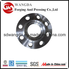 BS ANSI DIN En1092-1 JIS углеродистая сталь фланец