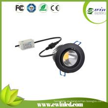 7W LED COB Downlights con 3 años de garantía
