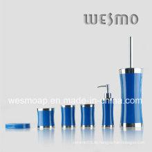 Gummi-Öl-Beschichtung Edelstahl-Bad-Zubehör (WBS0509E)
