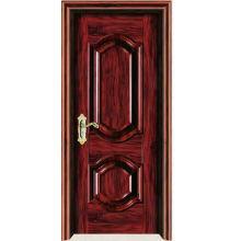 0.6 Mm Stahlblech Innen Stahl Holz Tür