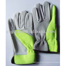 Gewichtheben-Handschuh-Arbeitshandschuh-Sicherheitshandschuh- Billighandschuh