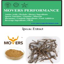 Reiner natürlicher Pflanzenextrakt: Ipecac Extrakt