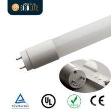 LED que enciende 130lm / W los 0.6m / los 1.2m Tubo blanco de la luz / tubo de la iluminación del tubo T8