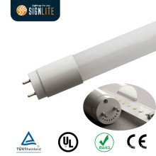 Efficacité élevée de l'éclairage 0,6 m UL 130lm / W 140lm / W T8 LED Tube Light / LED Tube