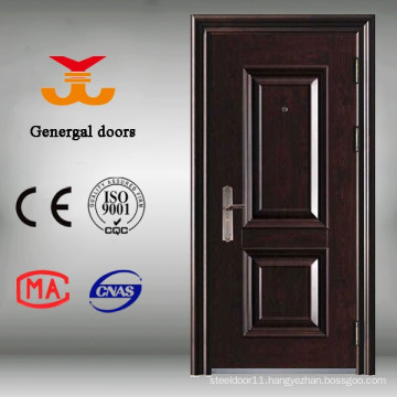 ISO9001 home security metal door