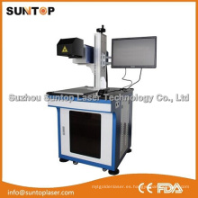 Láser de espeleología máquina de metal / Metal láser espeleología máquina / fibra láser marcador