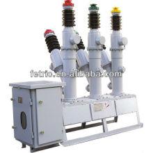 Disjoncteur haute tension de SF6 de plein air type 40.5kV