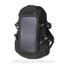 Sunpower Solar Backpack With Usb Phone Charger