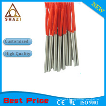 high temperature heating element low voltage