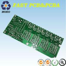 4 слоя PCB/Хэл отделка