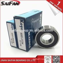 Brand Bearing 6204 NSK KOYO Textile Machine Bearing 6204 ZZ KOYO Deep Groove Ball Bearing 6204 ZZ