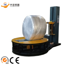 Jumbo roll wrapping machine YP2800