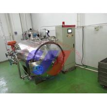 Água quente de aquecimento autoclave esterilizador Retort para alimentos enlatados