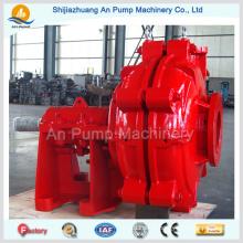 Pompe centrifuge de boue d'extraction de roue en métal ou en caoutchouc