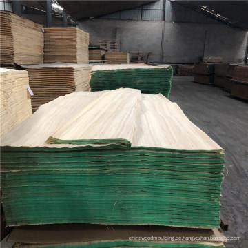 India Market Geschnittenes Furnier-Furnier-Recipe-Pappel-Furnier