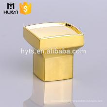 Made in China custom low price perfume glass bottle zamac cap