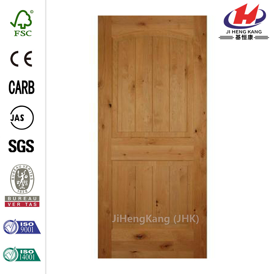 Rustic  Alder  Square Stainable Interior Door Slab