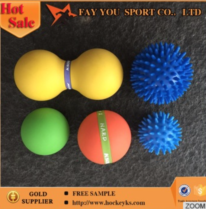 Massage ball combine