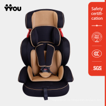 El mejor asiento infantil para automóvil