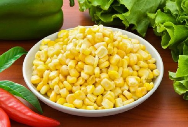 Health Benefits of IQF Frozen Corn
