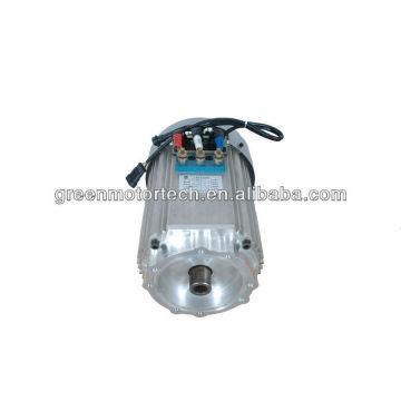 motor de CA eléctrico favorable al medio ambiente 4Kw para el coche eléctrico de baja velocidad