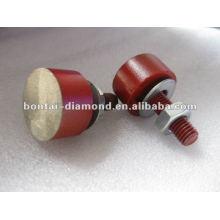 Segmentos redondos de diamante para la molienda de pisos