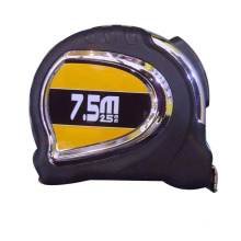 Heavy Duty Case with Soft Rubber Measuring Tape Mte1015