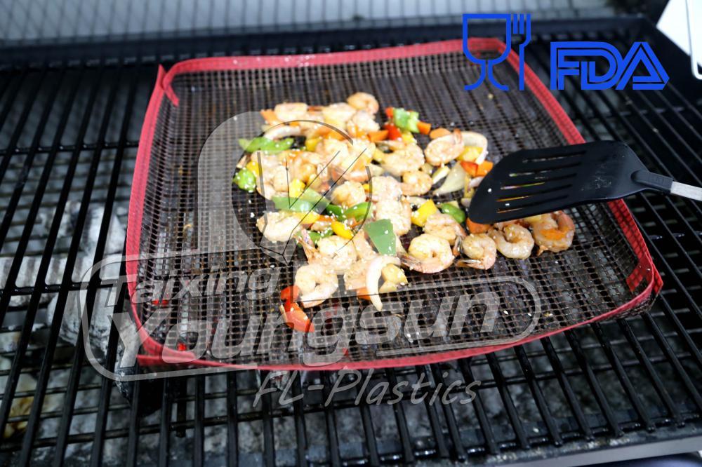 PTFE grilling baskets
