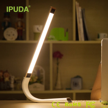 Source factory Modern Office Business Adjustable Clamp Flexible Arm Magnifying Metal Table Lamp,Clip Light,Led Sensor