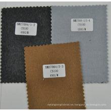 Luxuary 100% puro cachemir 450g / m precio de la tela de la capa
