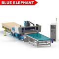 Küchenschrank Tür 1325 Router Cnc Holz Auto Feed Produktionslinie mit CE