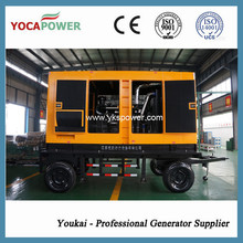 Дизель-генератор мощностью 250кВА / 200квт