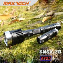 Maxtoch SN6X-7B 18650 2800LM LED forte 3 x cree lanterna