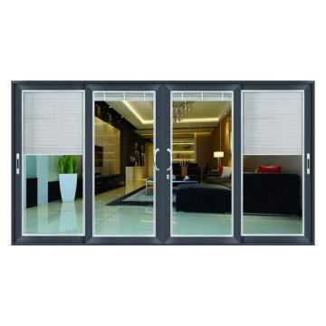 Двери по индивидуальному заказу / раздвижные стеклянные двери из алюминиевого сплава