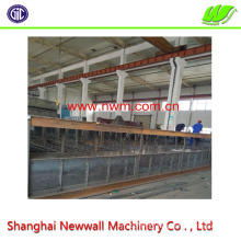 1000m2 Dust Collector for Clinker Warehouse