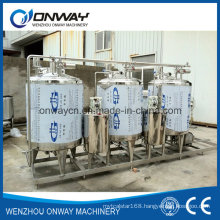 Stainless Steel CIP Cleaning System Brewing Cleaning System for Cleaning in Place