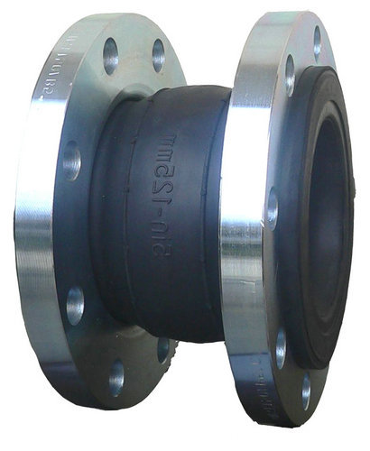Single Sphere Rubber Flexible Joints