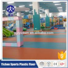 waterproof safety soft Kindergarten PVC Floor Matting
