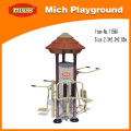 Mich Outdoor Fitness Equipment for Community