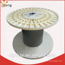 plastic cable reel for wire production large loading