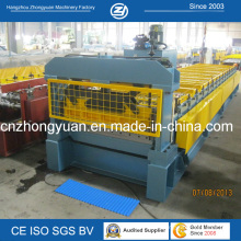 Metal Roof Cold Roll Forming Machine Manufacturer