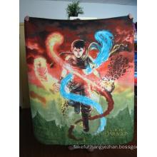 Printed Super Soft Polar Fleece Blanket (SSB0107)