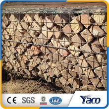 decorative garden fencing gabion, decor gabion farmhouse gabion box